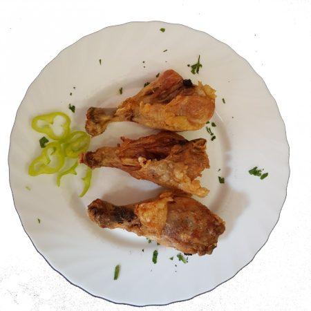 Grillezett fűszeres csirkecomb  -Köret nélkül